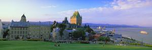 Grand Hotel in a City, Chateau Frontenac Hotel, Quebec City, Quebec, Canada