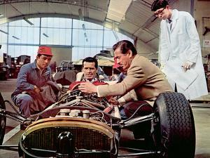 Grand Prix, James Garner, Toshiro Mifune, 1966