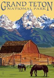 Grand Teton National Park Posters Prints Paintings Wall Art For Sale Allposters Com