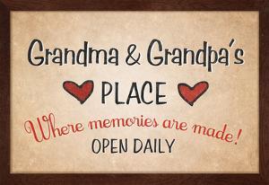 Grandma and Grandpa's Place