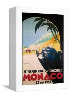 Grandprix Automobile Monaco 1933