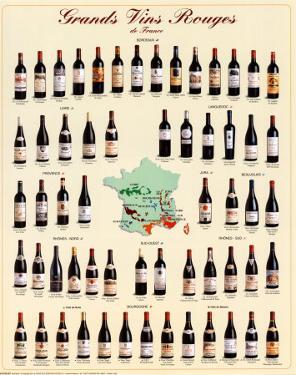 Grands Vins Rouges de France