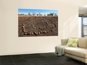 Aboriginal Ceremonial Site, West Kimberley by Grant Dixon