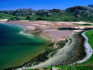 Loch Torridon Shoreline, Torridon, Scotland by Grant Dixon
