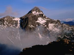 Summit of Mt. Anne, Tasmania, Australia by Grant Dixon