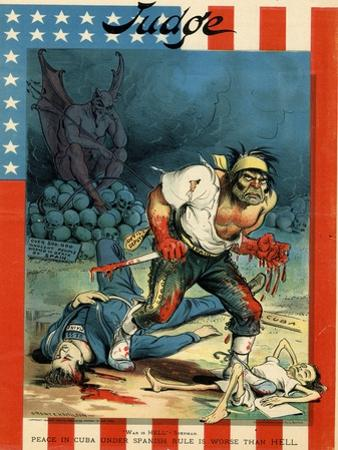 War Is Hell - Sherman by Grant E. Hamilton