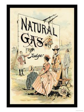 Judge Magazine: Natural Gas by Grant Hamilton