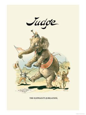 Judge: The Elephant's Jubilation by Grant Hamilton