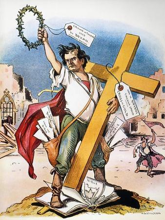 W.J. Bryan: Cross Of Gold