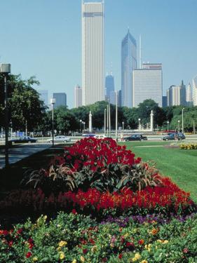 Grant Park Chicago IL USA