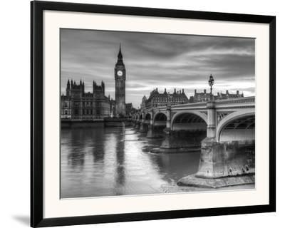 The House of Parliament and Westminster Bridge