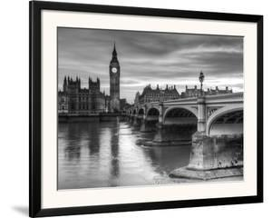 The House of Parliament and Westminster Bridge by Grant Rooney
