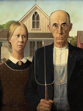 American Gothic, 1930