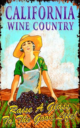 Grape Harvest Vintage