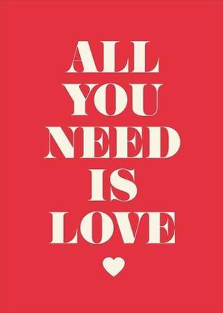 All You Need Is Love by GraphINC