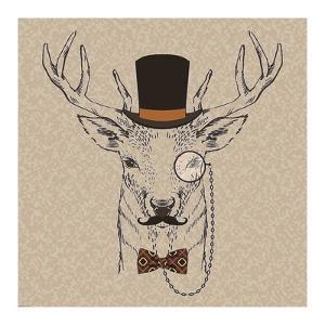 Deer-man 2 by GraphINC