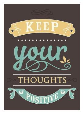 Keep Your Thoughts by GraphINC