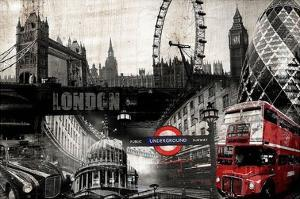 London by GraphINC