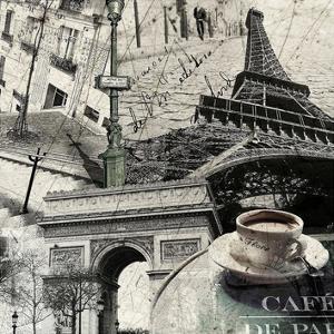 Paris by GraphINC