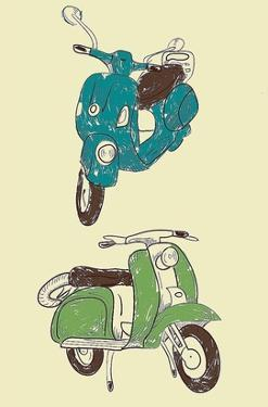Scooter I by GraphINC