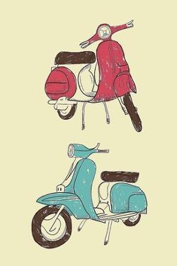 Scooter II by GraphINC