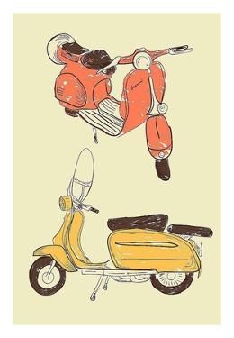 Scooter IV by GraphINC