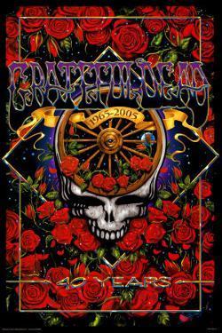 Grateful Dead 40th Anniversary