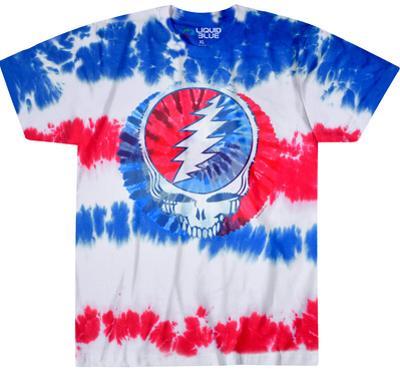 Grateful Dead- American Stealie