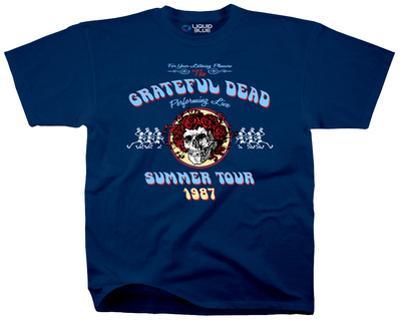 Grateful Dead- Bertha Tour