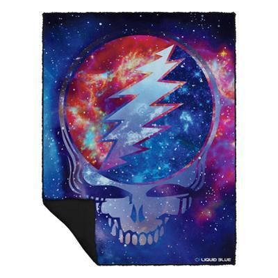 Grateful Dead - Cosmic Stealie Blanket