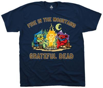 Grateful Dead- Fire In The Mountain