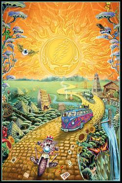 Grateful Dead - Golden Road