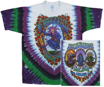 Grateful Dead- Seasons Of The Dead (Front/Back)