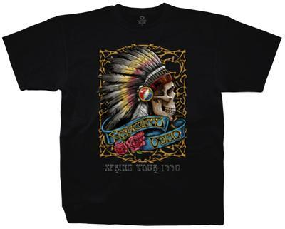 Grateful Dead- Spring Tour '90