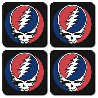 Grateful Dead - Steal Your Face Coasters