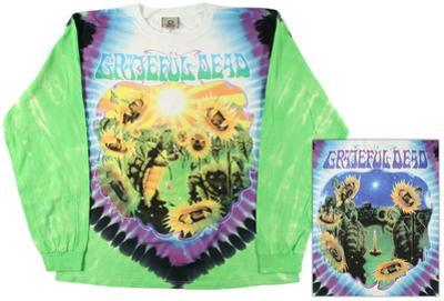 Grateful Dead-SuNFLower Terrapin Long Sleeve