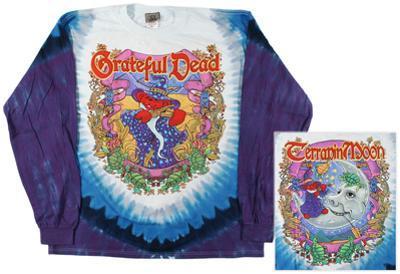 Grateful Dead-Terrapin Moon Long Sleeve