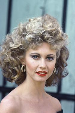 GREASE, 1978 directed by RANDAL KLEISER Olivia Newton-John (photo)