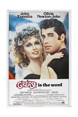 Grease, Olivia Newton-John, John Travolta, 1978. © Paramount Pictures/Courtesy Everett Collection