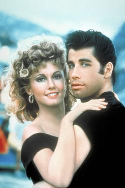 Grease, Olivia Newton-John, John Travolta, Directed by Randal Kleiser, 1978