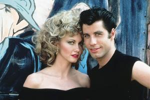 Grease, Olivia Newton-John, John Travolta, Directed by Randal Kleiser, 1978