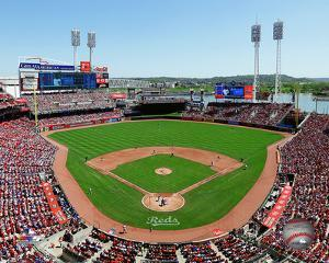 Great American Ball Park 2016