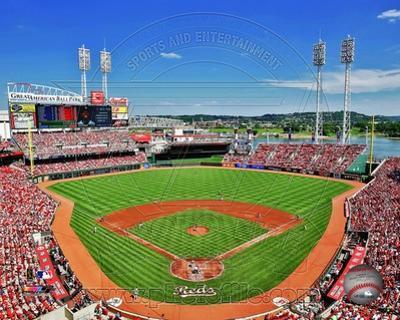 Great American Ballpark 2012