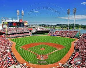 Great American Ballpark 2012