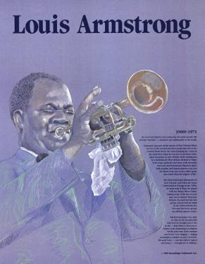 Great Black Americans - Louis Armstrong