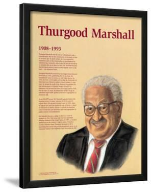 Great Black Americans - Thurgood Marshall