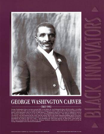 Great Black Innovators - George Washington Carver