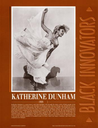 Great Black Innovators - Katherine Dunham