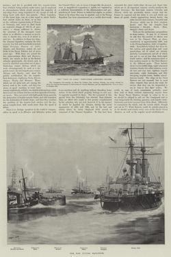 Great Britain's Naval Preparations