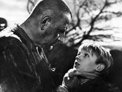 Great Expectations, Finlay Currie, Tony Wager, 1946